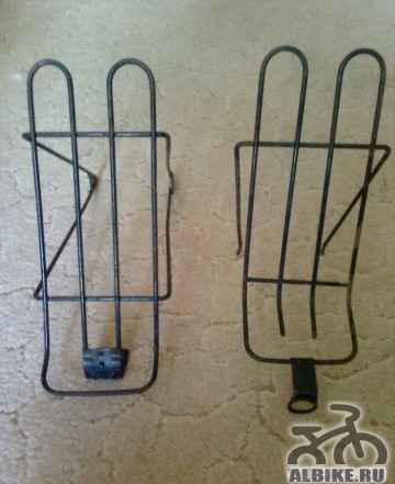 Багажники для велосипеда