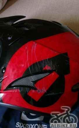 Полноразмерный шлем (fullface) 661 Comp 2014, M