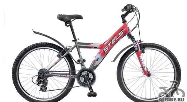 Велосипед стелс Навигатор 410 (2013)