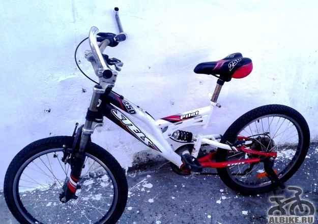 Велосипед Пилот 250 горный, подростковый, детский