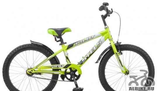 Велосипед Стелс Пилот 200