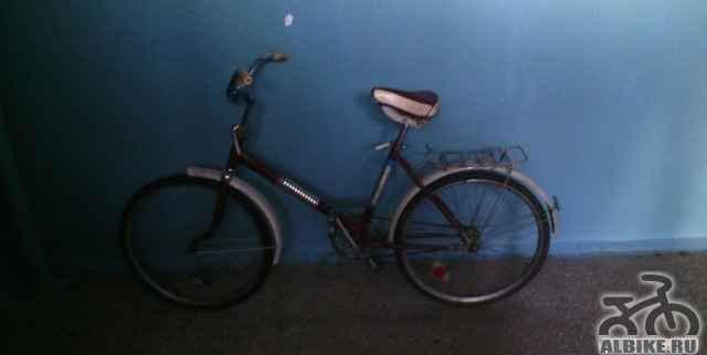 """Велосипед- """"Салют"""""""