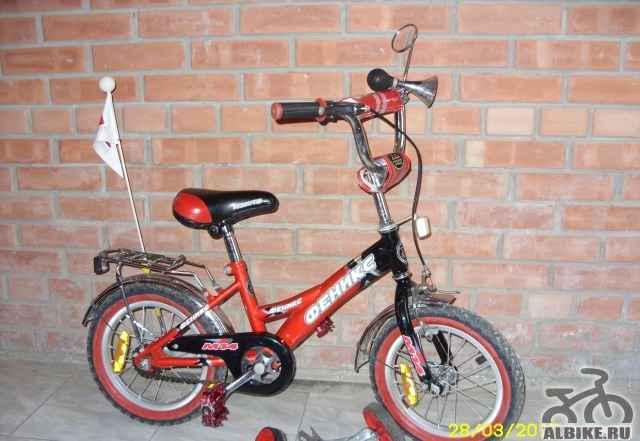 """Велосипед детский """"феникс"""""""