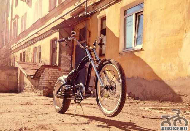 Велочоппер