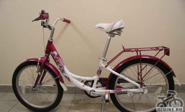 Велосипед детский (для девочки) Стелс Пилот 210