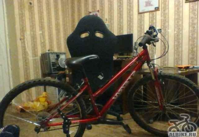 Горный велосепет