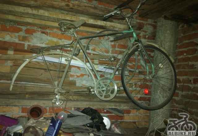 Велосипед Турист (хвз)