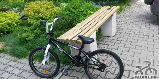 Велосипед BMX univega RAM BX дюк