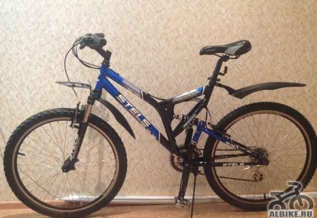 Новый велосипед Стелс Челленджер