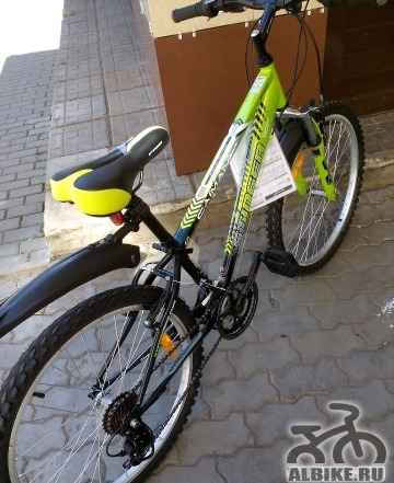 Велосипед, стингер-kaiman, 24