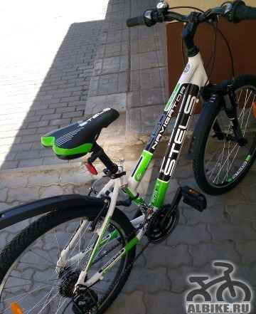 Велосипед подростковый 24, стелс-naviqator