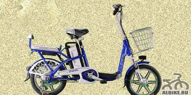 Электровелосипеды 48В/350Вт доставка по рф и снг