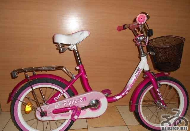 Продам детский велосипед Пантера для девочек