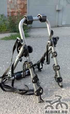Багажник Cycledesign для перевозки велосипедов