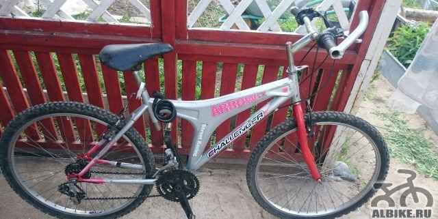Продаю велосипед 18 скоростей