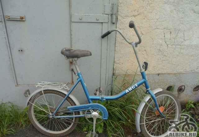 Продаю велосипед аист