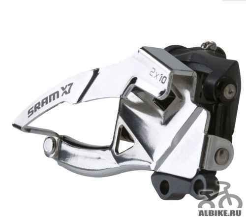 Переключатель передний sram X7 2x10