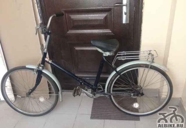 Велосипед на дачу