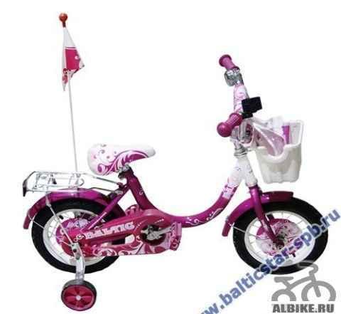 Велосипед для детей от 3 до 5