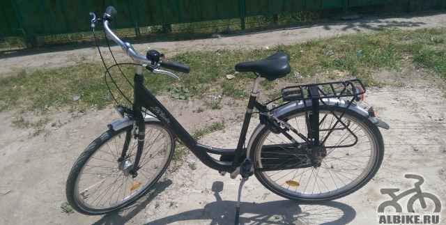 Почти новый велосипед на рост от 170см