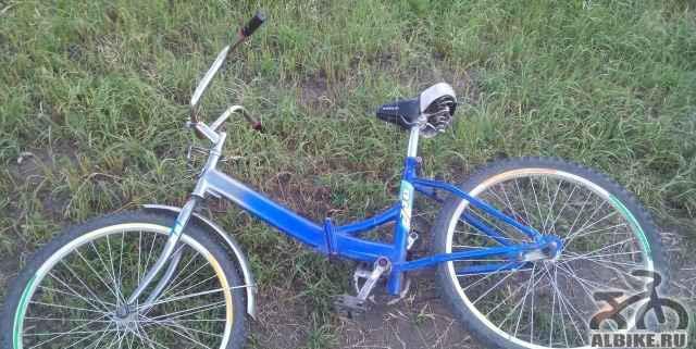 Продам велосипед Стелс 710-раскладной