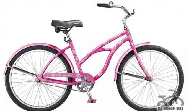 Велосипед Стелс Навигатор 130 Lady круизер женский