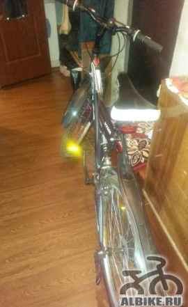 Горный велосипед Вива