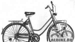 """Велосипед дорожный """"Прима"""""""