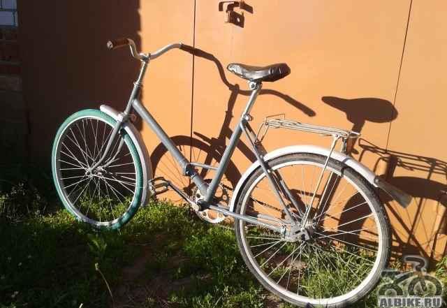 """Велосипед """"Салют"""" раскладной в хорошем состоянии"""