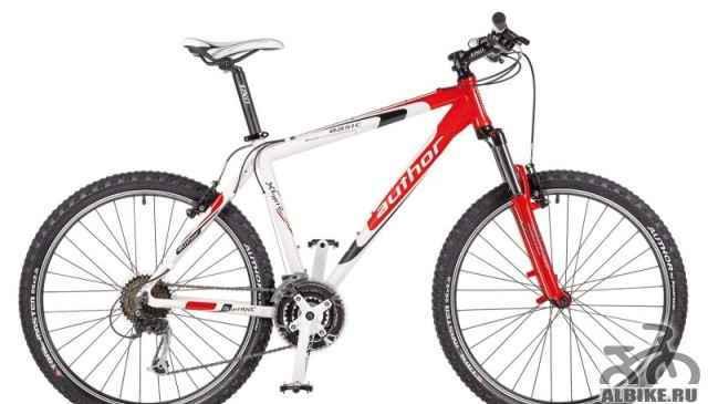 Велосипед author basic 2014