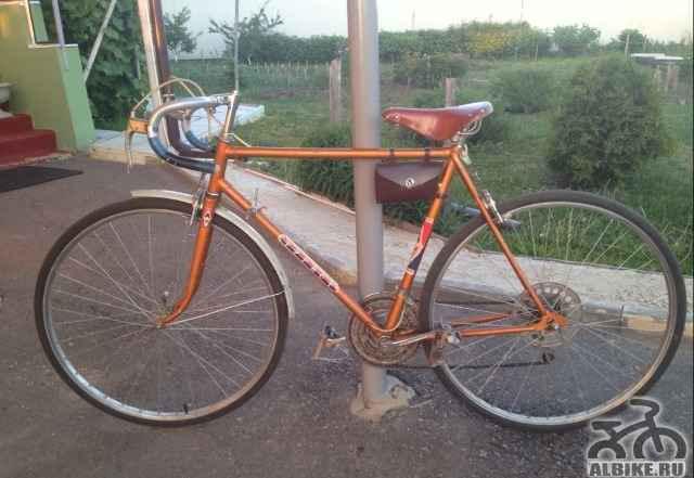 Велосипед спортивный турист