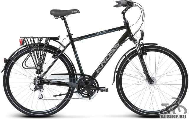 Электровелосипед - kross транс pacific 2013