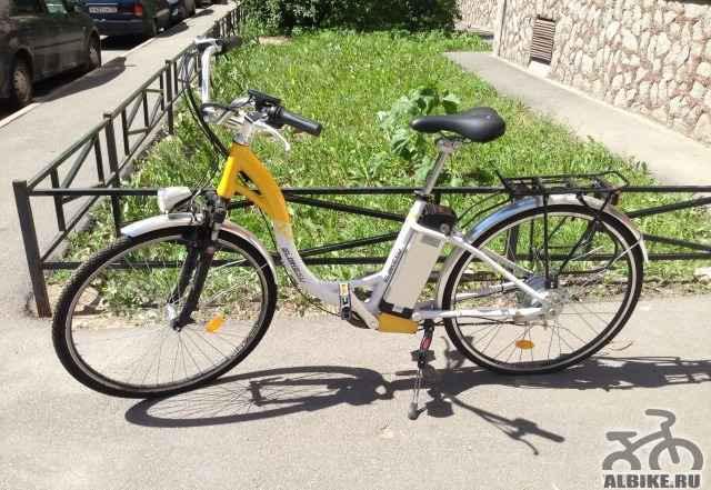 Электровелосипед Elbike C-10 - Фото #1