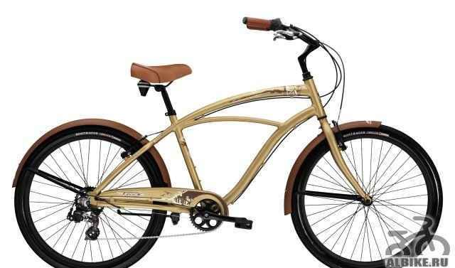 Велосипед Трек Calypso 2010 года