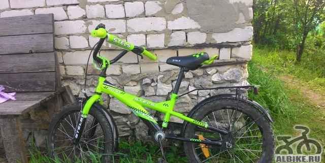 Продается велосипед Стелс подростковый