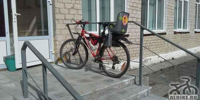 Вело кресло