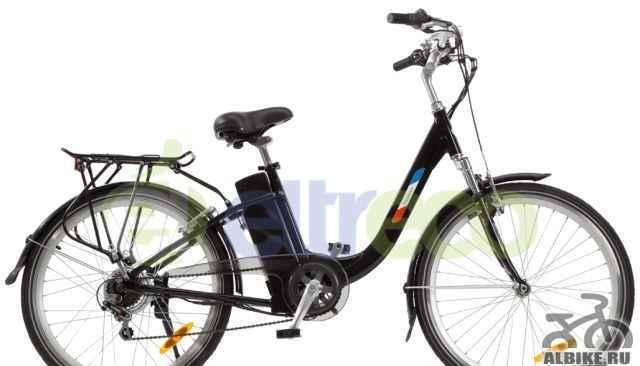 Электрический велосипед Электро Provence Quick сit