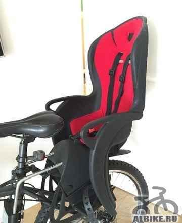 Детское велосипедное кресло Hamax Kiss