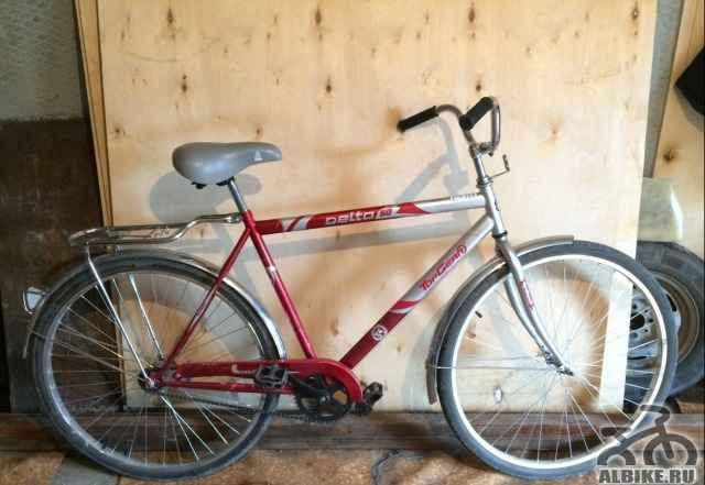 Велосипед взрослый Дельта