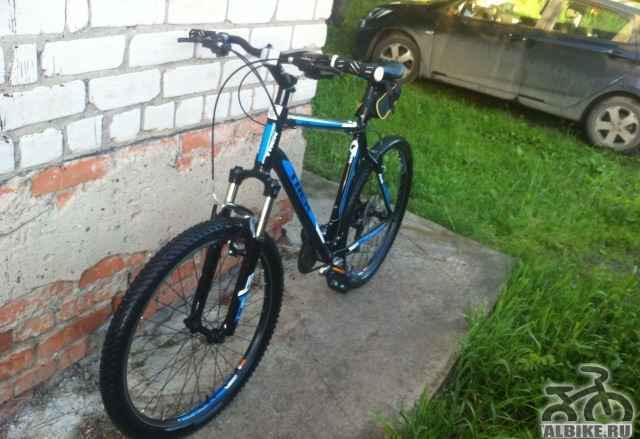 Горный велосипед Кросс-Кантри