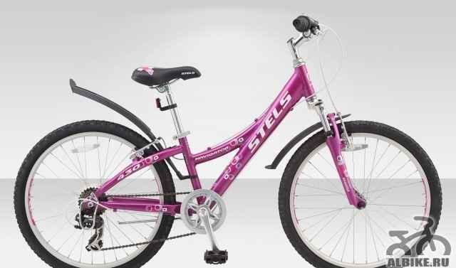 Велосипед стелс навигатор 430