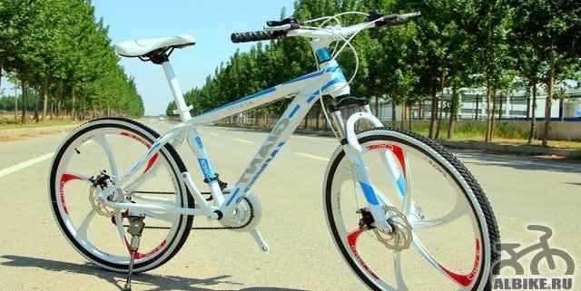 Только у нас. Самый крепкий велосипед Дорожный H91