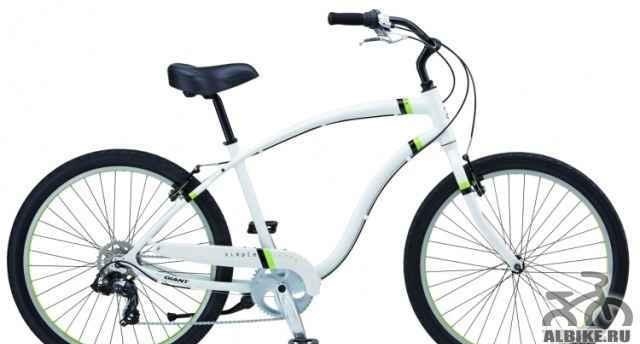 Прогулочный велосипед Giant Simple 7