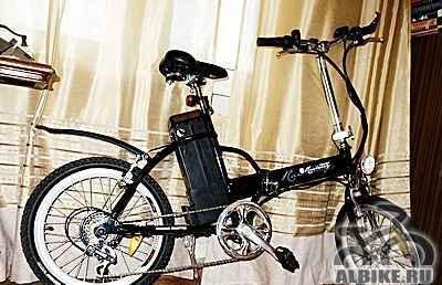 Продаю велогибрид (электровелосипед)