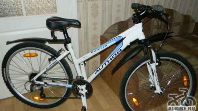 Велосипед Author Quanta (2008) + подарок