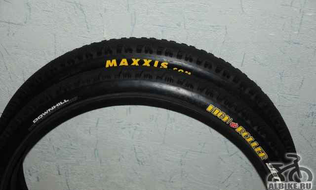 Покрышки Maxxis High Roller Semi-Slick 26x2.35