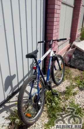 Велосипед author solution