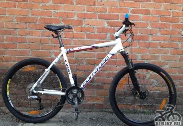 Продам горный велосипед Corratec X-Vert