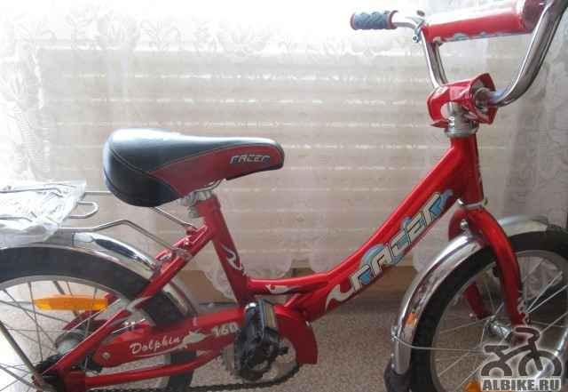 """Детский велосипед """"racer 916-16"""""""