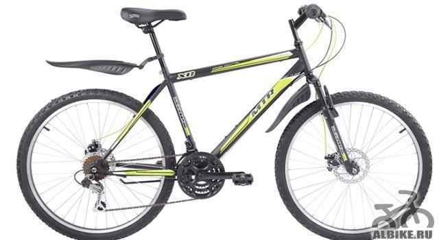 Велосипед горный-скоростной MTR Фантом 26